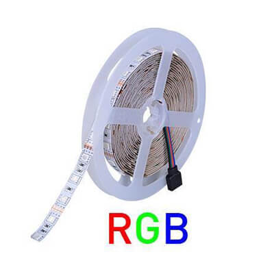 Eurolamp 147-70146 Ταινία Led 5m 10W 12V RGB IP54