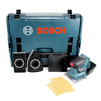 Bosch 06019D0202 GSS 18V–10 Professional Παλμικό Τριβείο Μπαταρίας (Solo)
