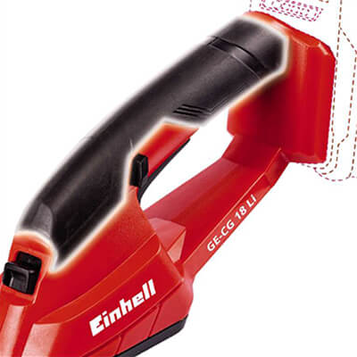 Einhell 3410370 GE CG 18 Li-Solo Ψαλίδι Μπορντούρας – Γκαζόν (Solo)